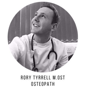 Rory Tyrell Osteopath Billericay