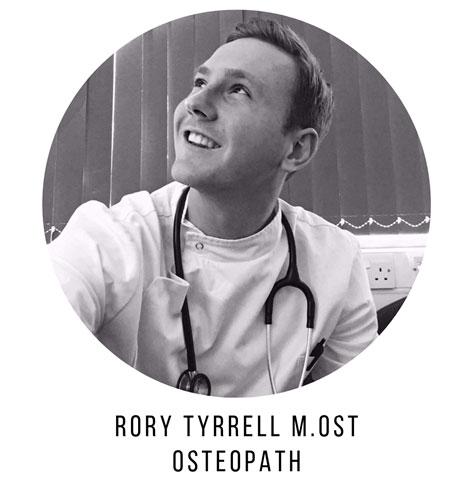 rory tyrrell osteopath billericay essex