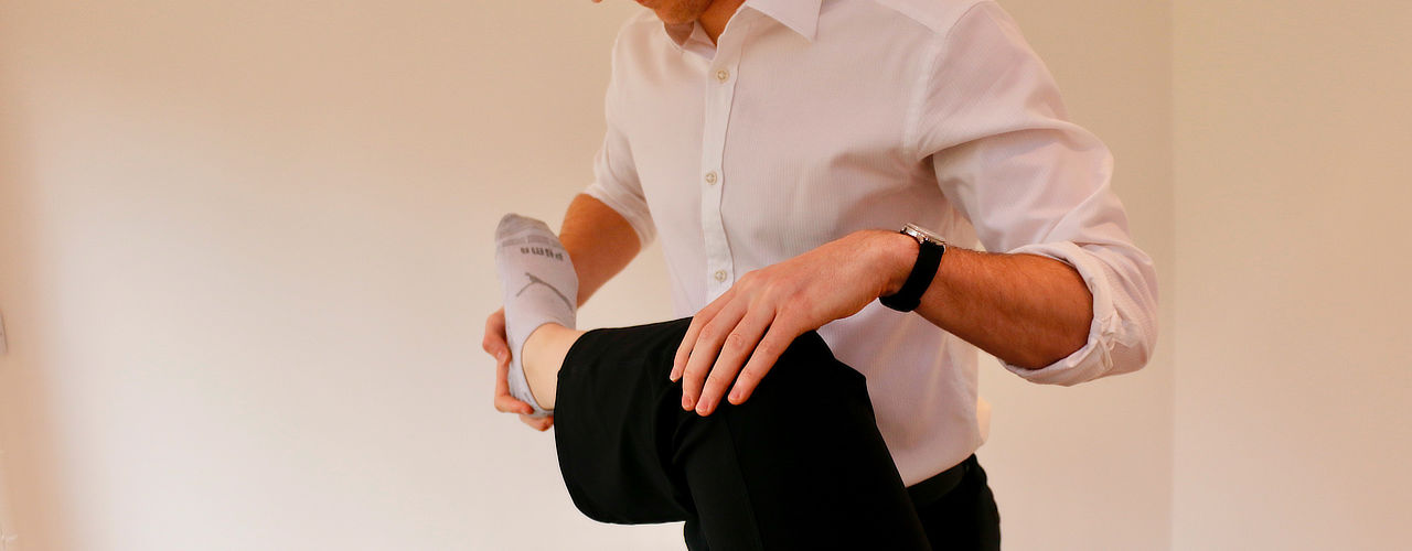 foot and ankle pain osteopathy