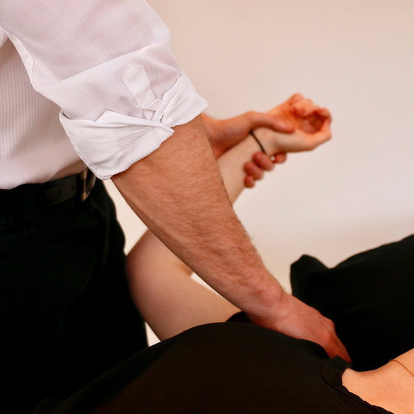 about osteopathy treating joint pain