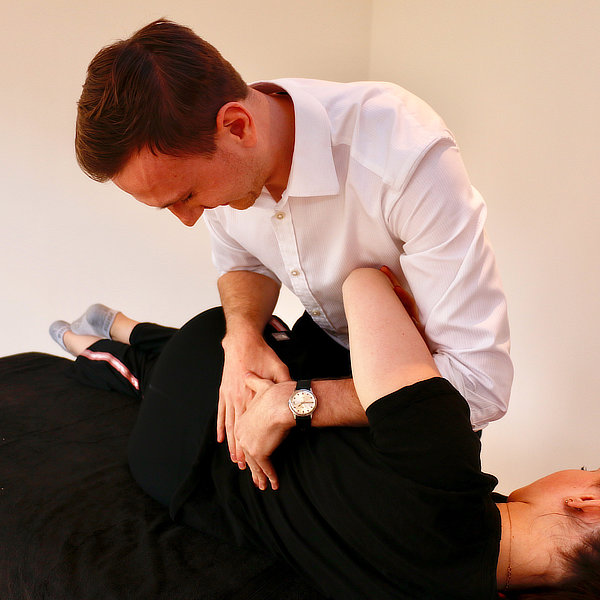 about osteopathy treating back pain